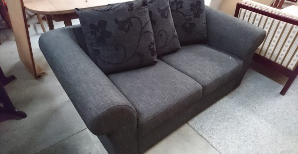 Brugt 2 Pers Sofa intended for measurements 3840 X 2160