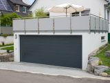 Hang Garage Terassen Garage Als Beton Fertiggarage with regard to proportions 1620 X 1080