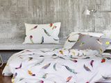 Schlossberg Bettwsche Garnitur Birds Gallery Bettenrid with sizing 1400 X 1400