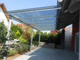 Terrassenberdachungen Und Carports Hermann Gtz Metallbau throughout size 1600 X 1200